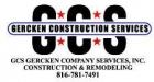 G.C.S. Gercken Construction Services, INC