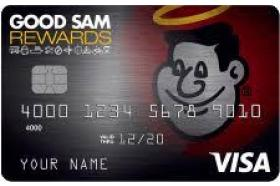 Good Sam Rewards Visa Card