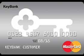 KeyBank Platinum Mastercard Credit Card