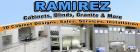 Ramirez Cabinets Blinds & More