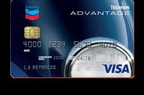 Techron Advantage Visa Card