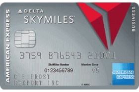 American Express National Bank Platinum Delta SkyMiles® Business Credit Card