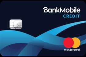 BankMobile Rewards Mastercard