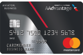 Barclay's AAdvantage Aviator Mastercard