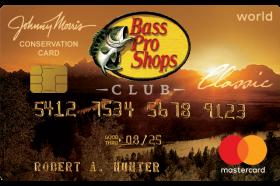 Bass Pro Club Mastercard