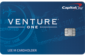 Venture One Rewards by Capital One
