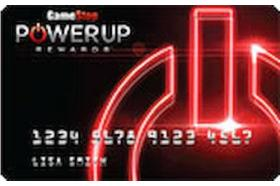 GameStop Power Up Rewards Credit Card