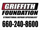 Griffith Foundation Repair