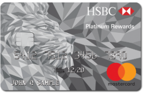 HSBC Platinum Rewards Credit Card
