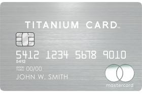 Luxury Card™ Mastercard® Titanium Card™