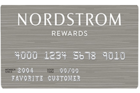 Nordstrom Rewards Credit Card