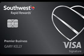 Southwest Rapid Rewards Premier Business