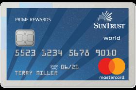 SunTrust Prime Rewards