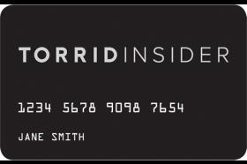Torrid Insider Credit Card