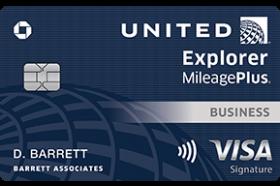 UnitedSM Explorer Business Card