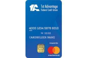 1st Advantage Federal Credit Union Rewards Mastercard