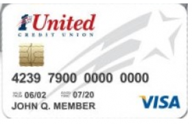 1st United Credit Union Visa Platinum Credit Card