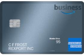 Amazon Business Card from American Express