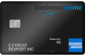 American Express® National Bank Amazon Business Prime Credit Card