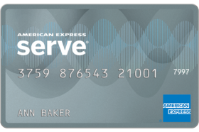 American Express Serve Cash Back