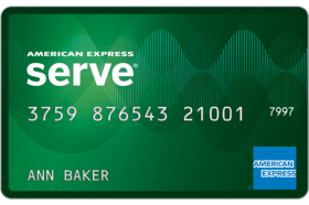 American Express Serve FREE Reloads