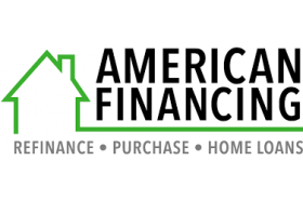 American Financing Mortgage Refinance
