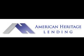 American Heritage Lending Mortgage Refinance