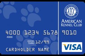 American Kennel Club Visa® Card