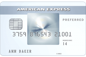 American Express® National Bank Amex EveryDay® Preferred Credit Card
