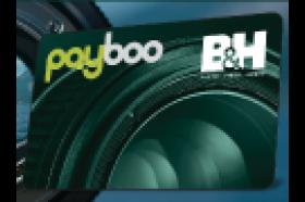 B&H payboo Credit Card