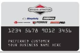 Briggs & Stratton® Card