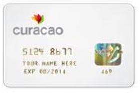 Curacao Credit Card