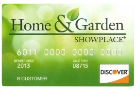 Home & Garden Showplace Discover