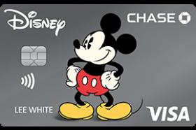 Disney® Visa® Credit Card