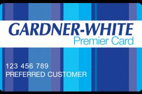 Gardner-White Premier Card