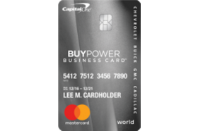 GM BuyPower Business Card™