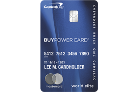 GM BuyPower Card®