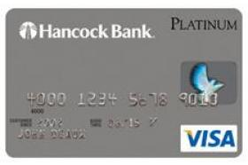 Hancock Whitney Preferred Visa® Platinum Credit Card