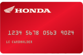 Honda Powersports Credit Card