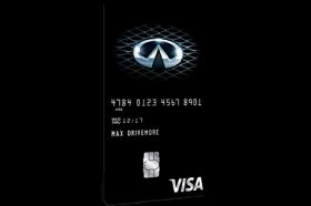 Infiniti Visa Card