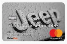 Jeep DrivePlus Mastercard®