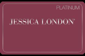Jessica London Platinum Credit Card