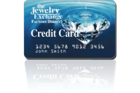 Jewelry Exchange Credit Card