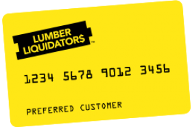 Lumber Liquidators Credit Card
