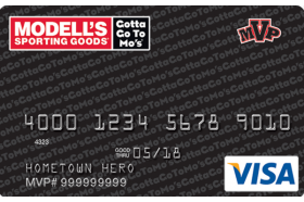 Modell's MVP Visa