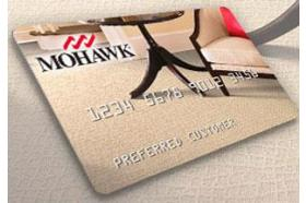 Mohawk Flooring Credit Card