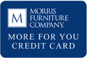 Morris Furniture Company Credit Card
