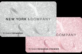 New York & Company RUNWAYREWARDS Credit Card