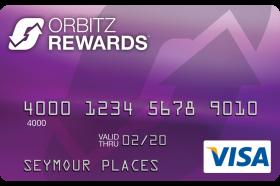 Orbitz Rewards® Visa®