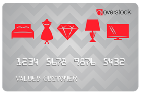 Overstock™ Store Credit Card